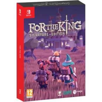 For The King (Signature Edition) - Nintendo Switch [Versione Europea Multilingue]