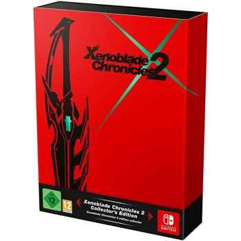 Xenoblade Chronicles 2 - Nintendo Switch [Versione EU Multilingue]