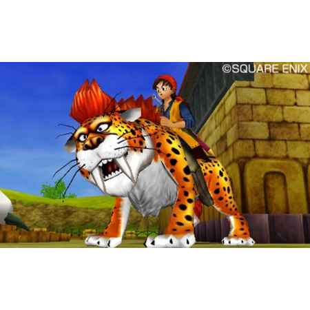 Dragon Quest VIII: L'Odissea del Re Maledetto - Nintendo 3DS [Versione Italiana]