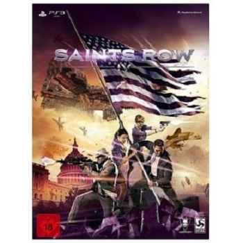 Saints Row 4  - PS3 [Versione Italiana]