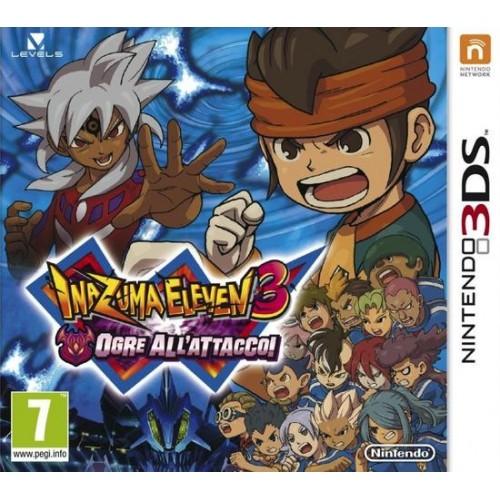 Inazuma Eleven 3: Ogre all'Attacco! - Nintendo 3DS [Versione Italiana]