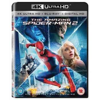 The Amazing Spiderman 2 - Blu-Ray 4k (2014)