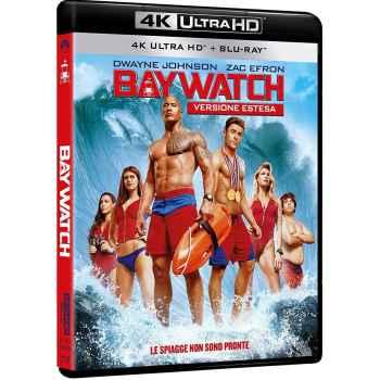 Baywatch - Blu-Ray 4K (2017)