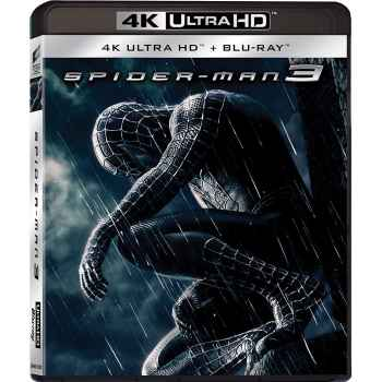Spiderman 3 - Blu-Ray 4K (2007)
