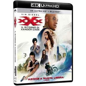 XXX - Il Ritorno Di Xander Cage - Blu-Ray 4K (2017)