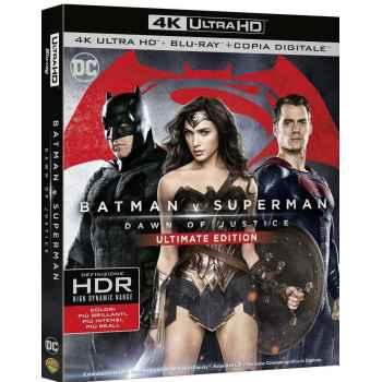 Batman V Superman: Dawn of Justice - Blu-Ray 4K (2016)