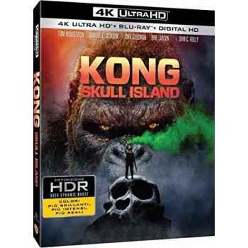 Kong: Skull Island - Blu-Ray 4K (2017)