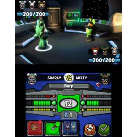 Rabbids Rumble - Nintendo 3DS [Versione Italiana]