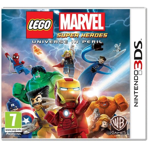 LEGO Marvel Super Heroes - Nintendo 3DS [Versione Italiana]