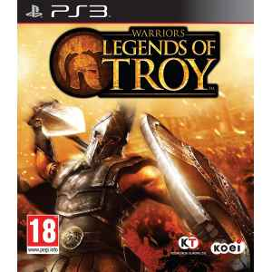 Warriors: Legends of Troy  - PS3 [Versione Italiana]