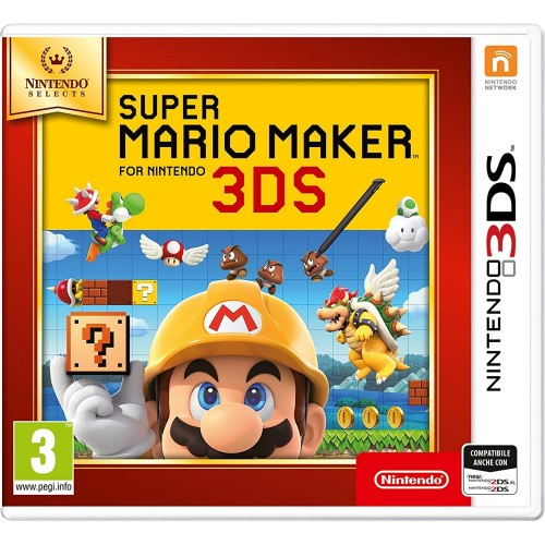 Super Mario Maker - Nintendo 3DS [Versione Italiana]