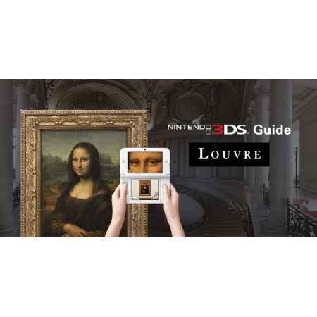 Guide du Louvre (Francia) - Nintendo 3DS [Versione Francese]