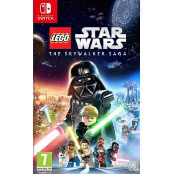 LEGO Star Wars: The Skywalker Saga - Prevendita Nintendo Switch [Versione EU Multilingue]