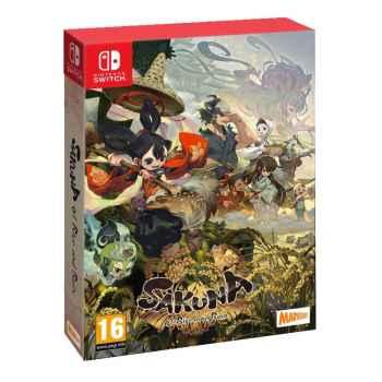 Sakuna: Of Rice and Ruin (Limited Edition) - Prevendita Nintendo Switch [Versione EU Multilingue]