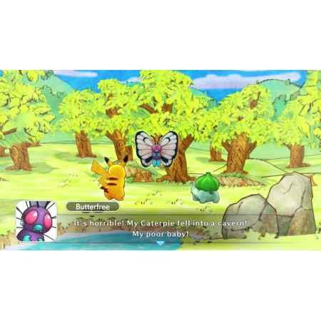 Pokémon Mystery Dungeon: Squadra di Soccorso DX - Nintendo Switch [Versione EU Multilingue]