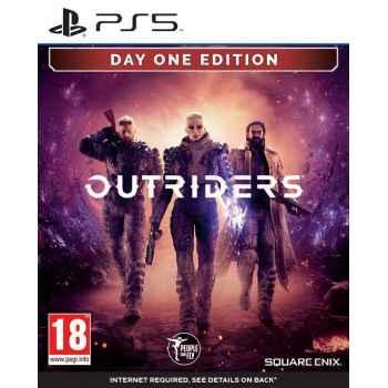 Outriders (Day One Edition) - Prevendita PS5 [Versione EU Multilingue]