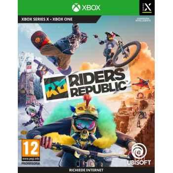 Riders Republic - Prevendita Xbox One [Versione EU Multilingue]