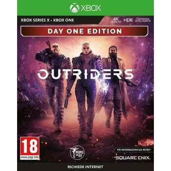 Outriders (Day One Edition) - Prevendita Xbox One [Versione EU Multilingue]