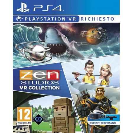 Zen Studios: VR Collection- PS4 [Versione Italiana]