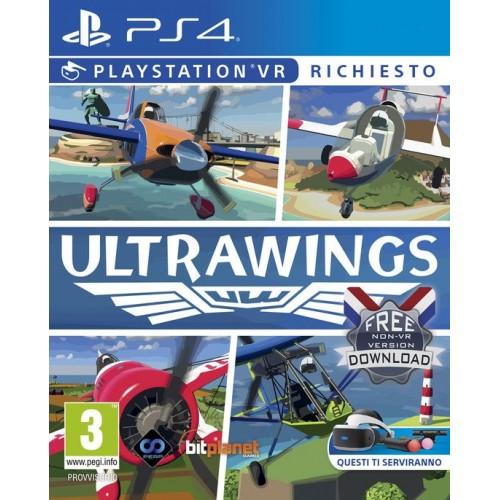 Ultrawings- PS4 [Versione Italiana]