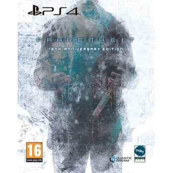 Fahrenheit (15th Anniversary Edition) - PS4 [Versione EU Multilingue]