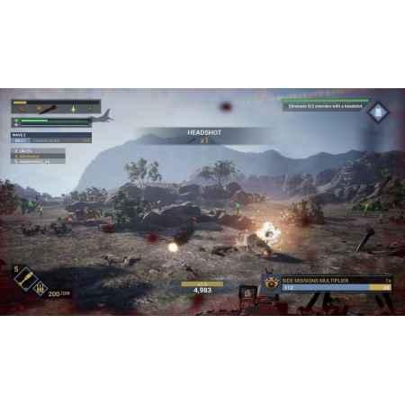 Heavy Fire: Red Shadow - PS4 [Versione Italiana]
