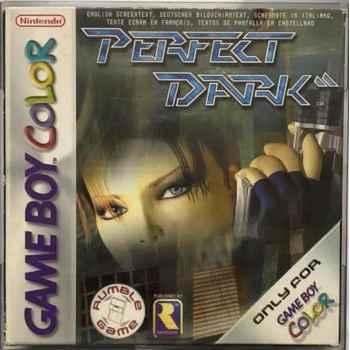 Perfect Dark - GBC [Versione Italiana]