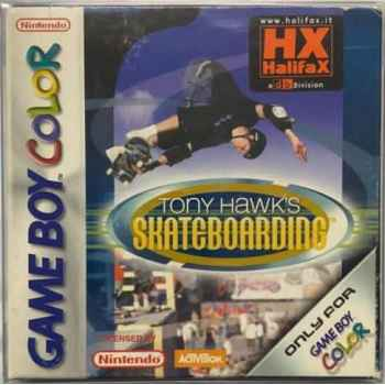 Tony Hawk's Skateboarding - GBC [Versione Italiana]