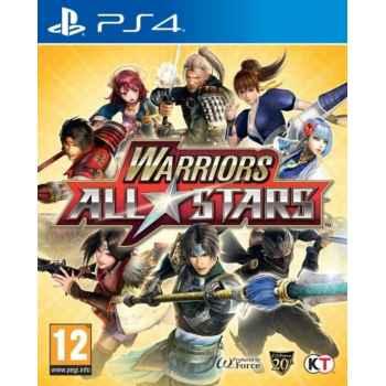 Warriors All-Stars  - PS4 [Versione EU Multilingue]