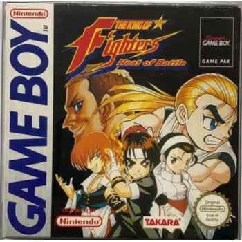 The King Of Fighters: Heat Of Battle - GameBoy [Versione Italiana]