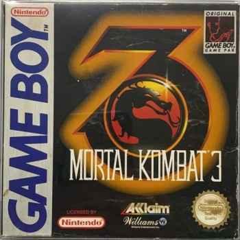 Mortal Kombat 3 - GameBoy [Versione Italiana]