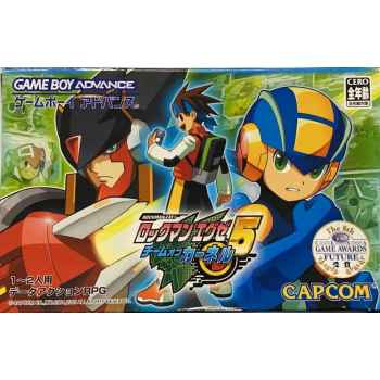 Rockman EXE 5: Team of Colonel - GBA [Versione Giapponese]