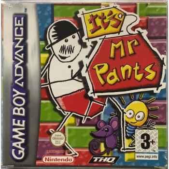 It's Mr Pants - GBA [Versione Italiana]