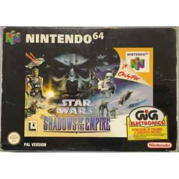Star Wars: Shadows Of The Empire - N64 [Versione Italiana]