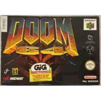 DOOM 64 - N64 [Versione Italiana]