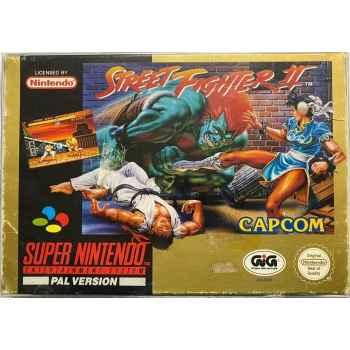 Street Fighter II - SNES [Versione Italiana]