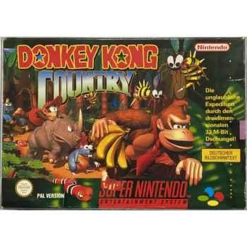 Donkey Kong Country - SNES [Versione Italiana]