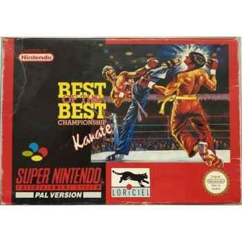 Best Of The Best Championship Karate - SNES [Versione Italiana]