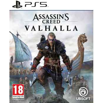 Assassin's Creed Valhalla - PS5 [Versione EU Multilingue]