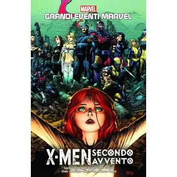 Fumetti - X-Men Secondo avvento (Italiano) Copertina Flessibile