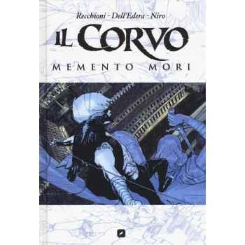 Il Corvo - Memento Mori (Italiano) Copertina Rigida