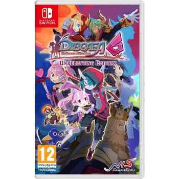 Disgaea 6: Defiance of Destiny - Prevendita Nintendo Switch [Versione Inglese]