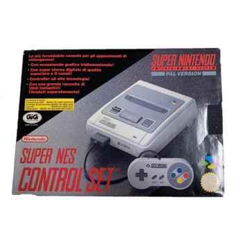 Super Nintendo Entertainment System (Control Set)  - Console [Versione Italiana]