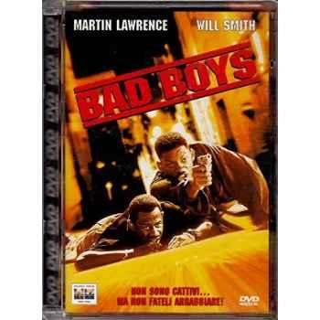 Bad Boys - DVD (Jewel) 1995