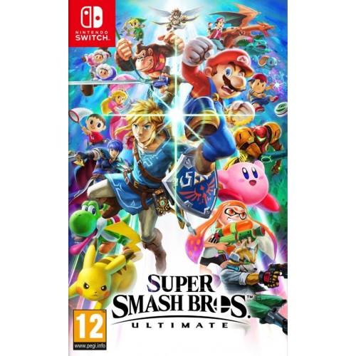 Super Smash Bros. Ultimate - Nintendo Switch [Versione EU Multilingue]
