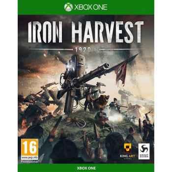 Iron Harvest 1920+ - Prevendita Xbox One [Versione EU Multilingue]