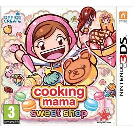 Cooking Mama: Sweet Shop - Nintendo 3DS [Versione Italiana]