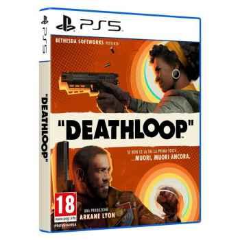 Deathloop - Prevendita PS5 [Versione EU Multilingue]