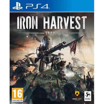 Iron Harvest 1920+ - Prevendita PS4 [Versione EU Multilingue]