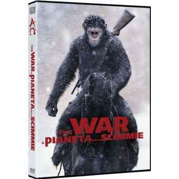 The War - Il Pianeta Delle Scimmie - DVD (2017)